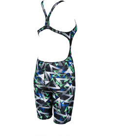 arena Power Triangle Costume da gara intero Donna, black/multi